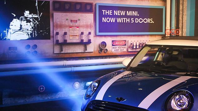 The New MINI 5Door Launch