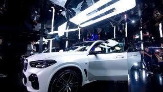BMW X5 Launch