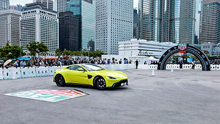Tag Heuer x Aston Martin x BMC Event