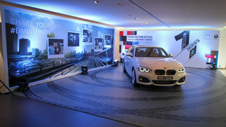 BMW 1 Series Launch