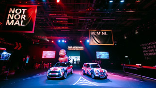 New MINI Launch Party 2014