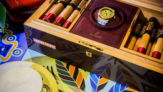 Hublot – Cigar Event with Arturo Fuente