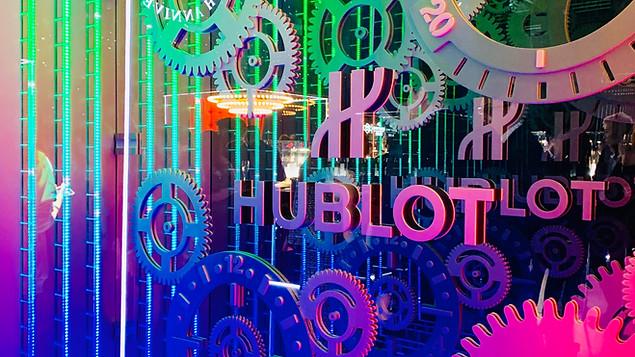 Hublot @ Master of Time