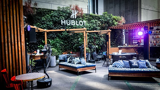 Hublot – Cigar Event with Arturo F