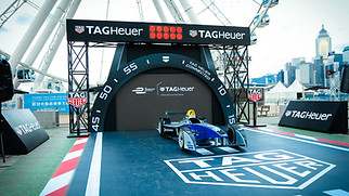 TAG Heuer x Formula E Press Conference