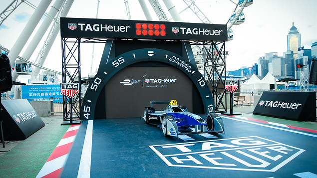 TAG Heuer x Formula E Press Conference