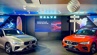 Volvo S60 & V60 Launch