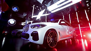 BMW X5 Car Launch Event