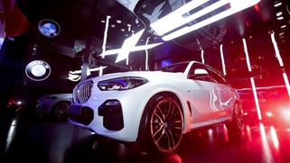 BMW X5 Car Launch Event