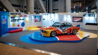 BMW @ Art Basel 2019