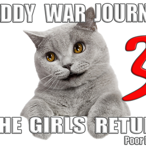 Daddy War Journal 3 Promo