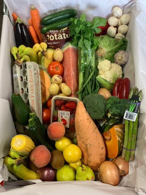 Large Fruit & Veggie Box