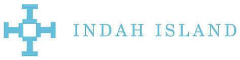 193917 CASHSALE Indah Island Logo - hori
