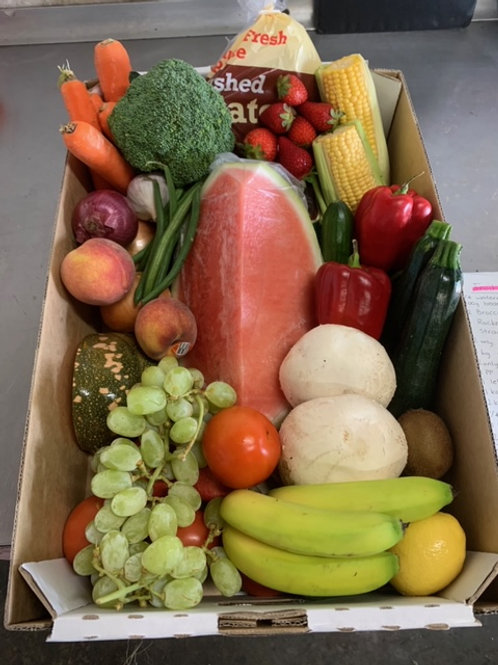 Small Fruit & Veggie Box