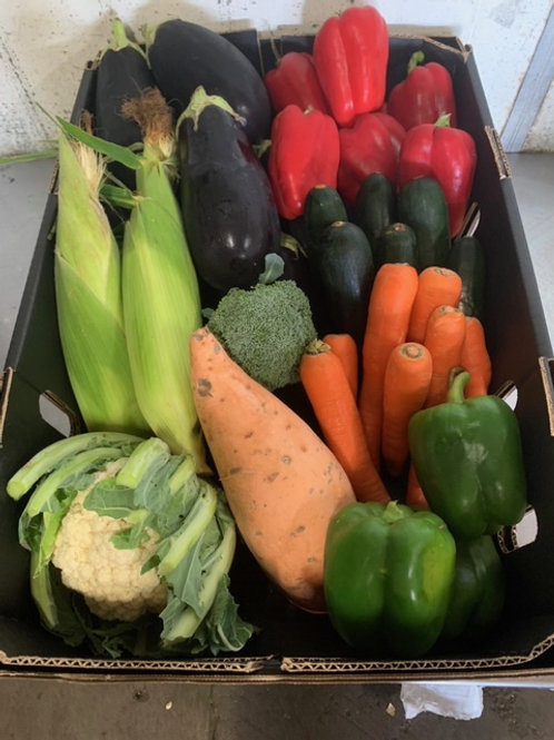 Fresh Veggie Box