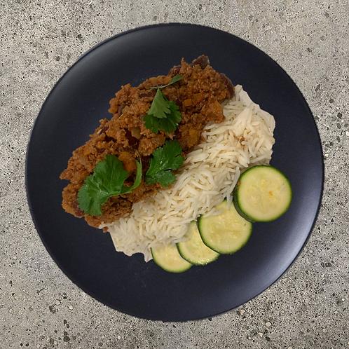 Healthy Chilli Con Carne & Rice