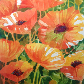Poppies Filtered
