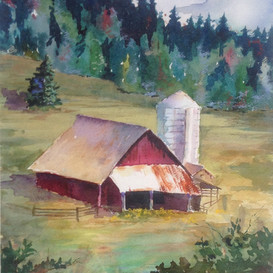 Hillside Barn (Sold)