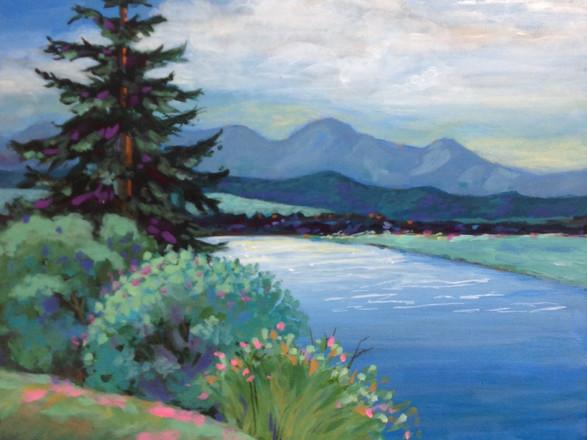 Coastal River