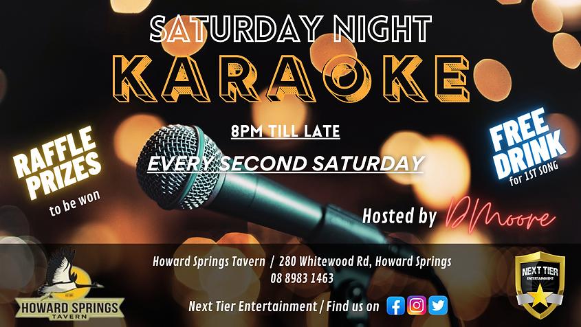Copy of Howard Springs Tavern Karaoke .p