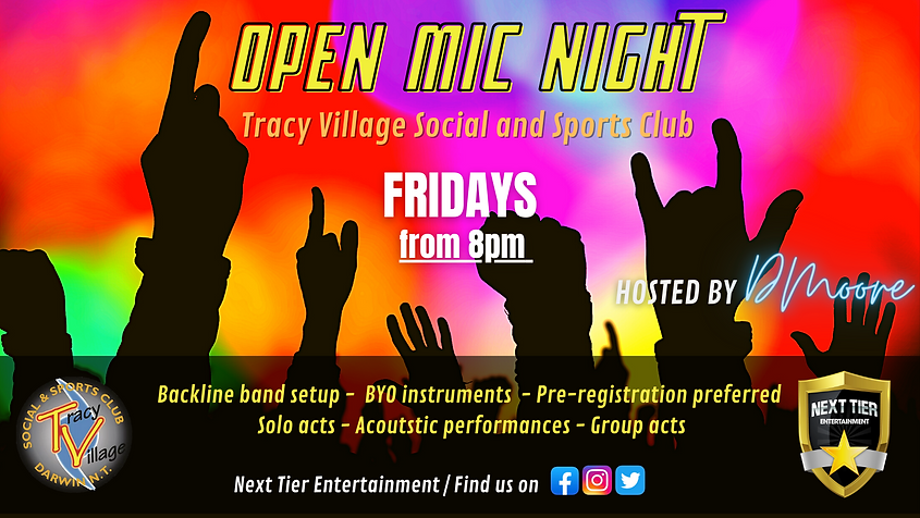 Copy of Friday Night Tracy Village Insta