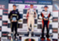 Bryce won 3rd place  in U.S. Pro Formula 1600 open wheel racing championship