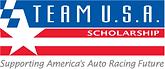 Team USA Scholarship Logo