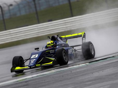 Bryce Aron: Making the jump to British F3