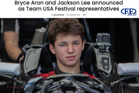 Bryce Aron Team USA Winner
