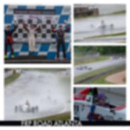 Bryce Aron Racing and Podium at Road Atlanta