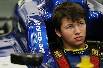 Bryce Aron Racing at Spa Francorchamps