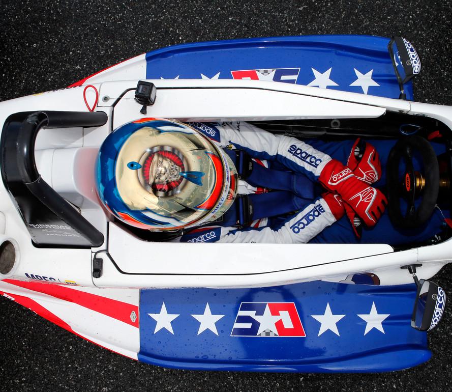 Bryce Aron 2020 Team U.S.A. Scholarship Winner by Gary Hawkins