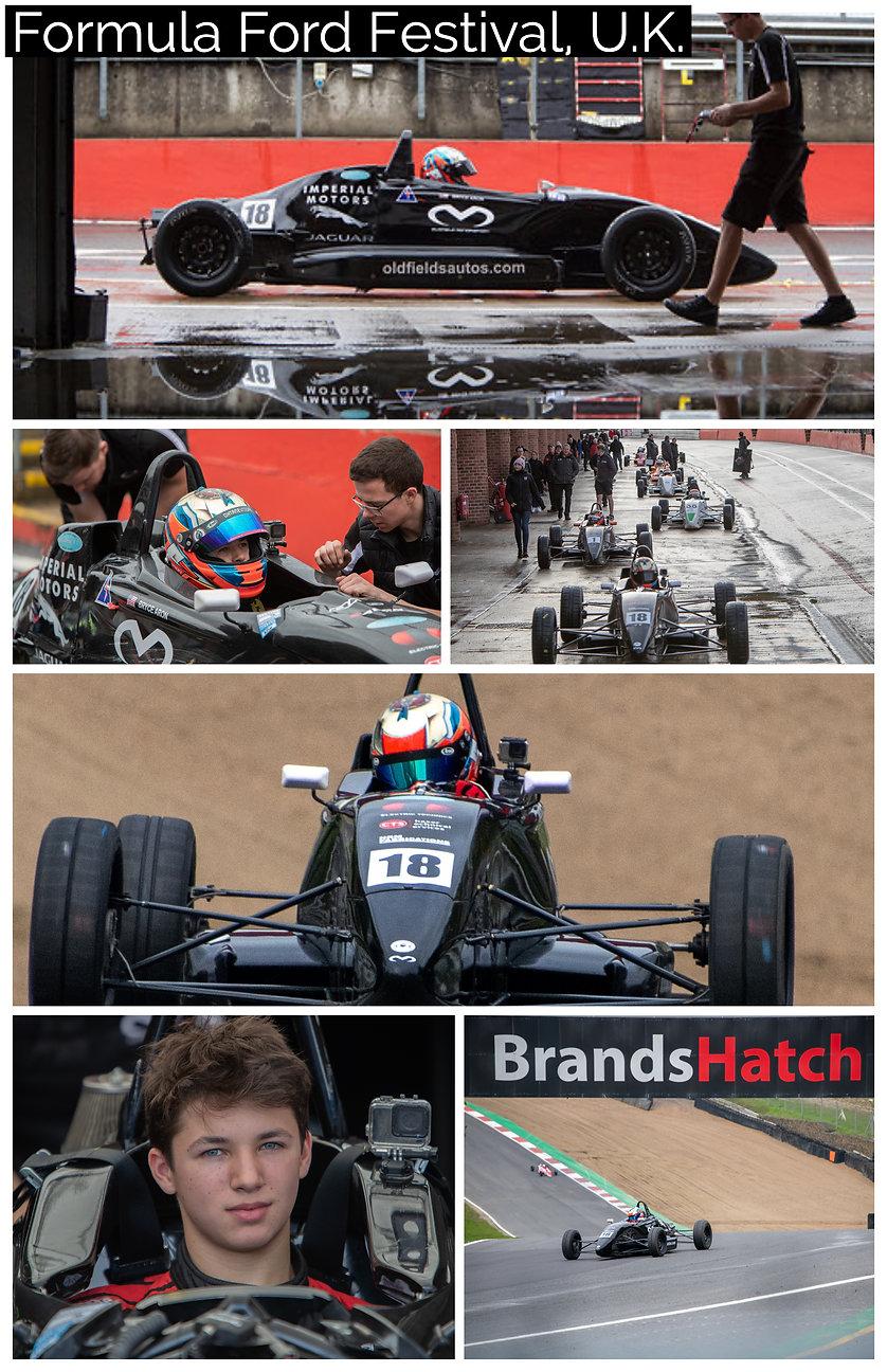 Bryce Aron Formula Ford Festival