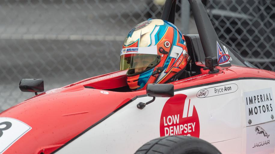 Bryce Aron Low Dempsey Racing
