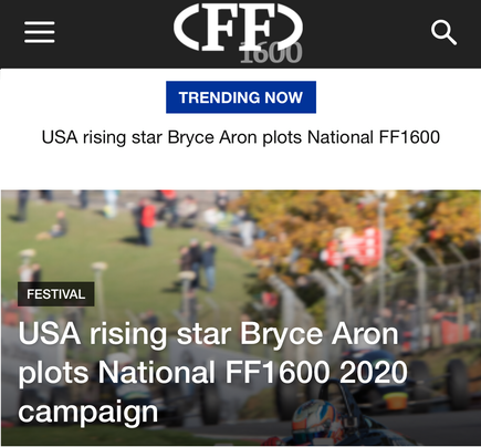 USA Rising Star Bryce Aron