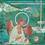 Thumbnail: Guardian Angel- Original Canvas 8x8