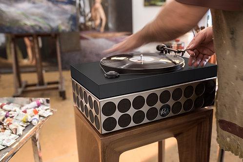 fonetta° Wireless meets Vinyl