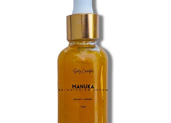 Manuka Brightening Serum