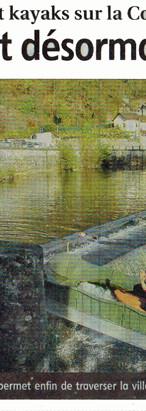2012 - Céation d'une passe à Cano