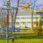 Disc Golf & Buhl Casino