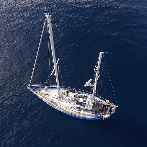 Donation to make the Atlas sailboat even more ecological