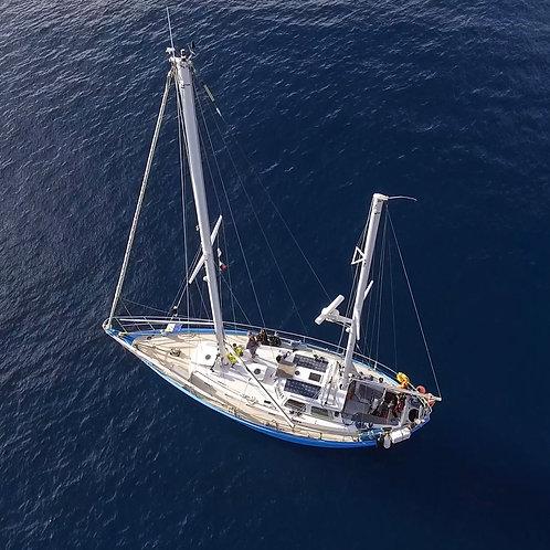 Don pour rendre le voilier Atlas encore plus écologique