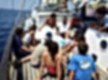SCS Expéditions Travail en mer