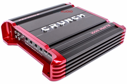 1000W 2-Channel Powerzone Series Class AB Car Ampl