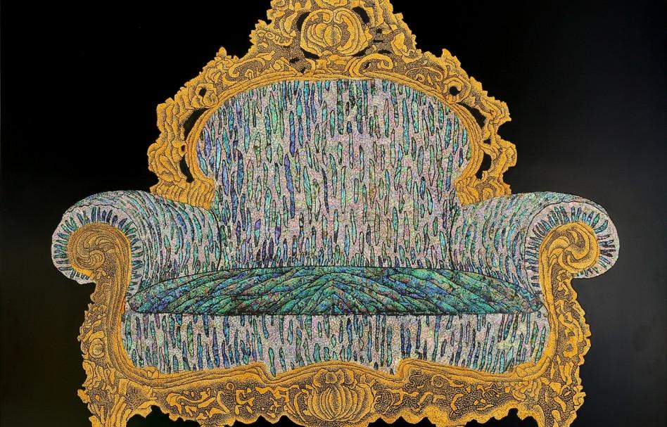 Chair II, 2009-2010