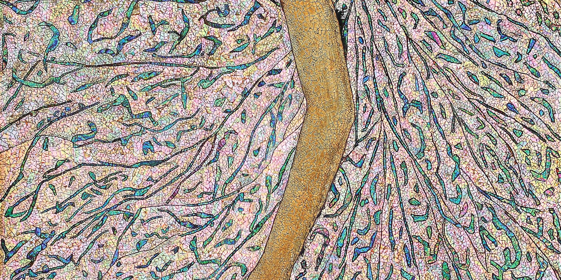 Wide_Skirt,_2015,_120×60cm,_nacre,_coqui