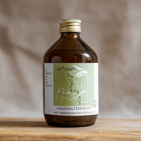 Alive Houshold Cleaner with protective juniper berry oil