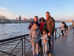 Chapu & family