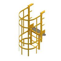 escada marinheiro acesso casa de máquinas
