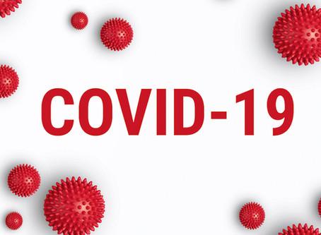 Comunicado aos nossos clientes sobre o COVID-19